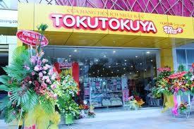 Shop bán nguyên liệu làm bánh- Tokutokuya
