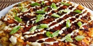 Bánh xèo Nhật Bản Okonomiyaki!