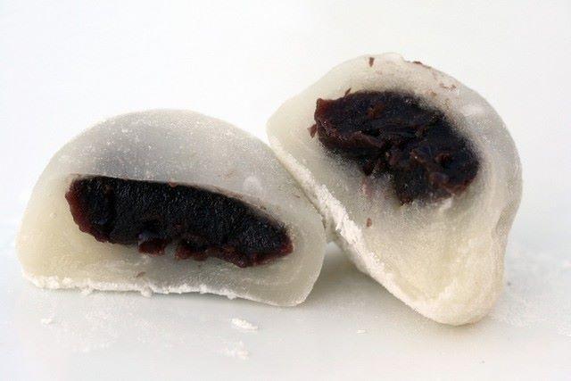 Bánh Wagashi-Manju