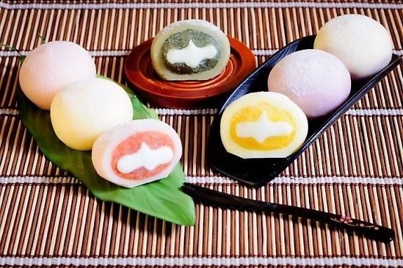 Bánh mochi Nhật Bản cực ngon